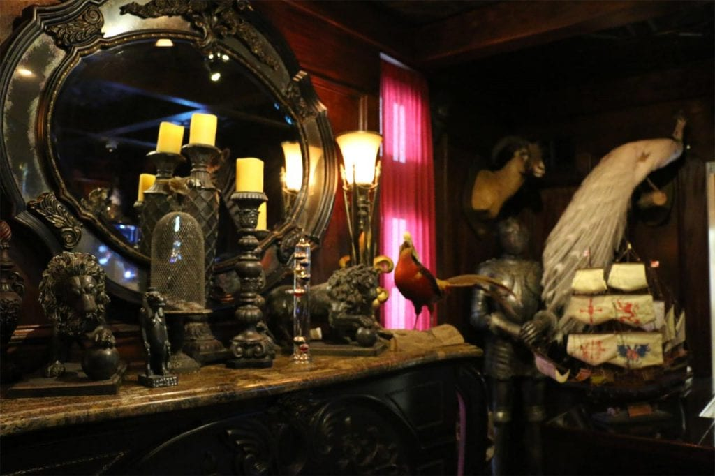 Mystere Escape Room The Game Room