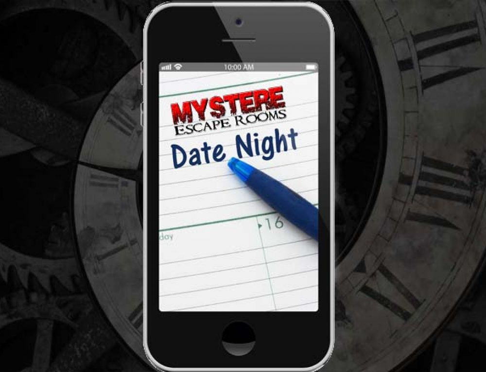 Mystere Mansion Escape Room New Orleans