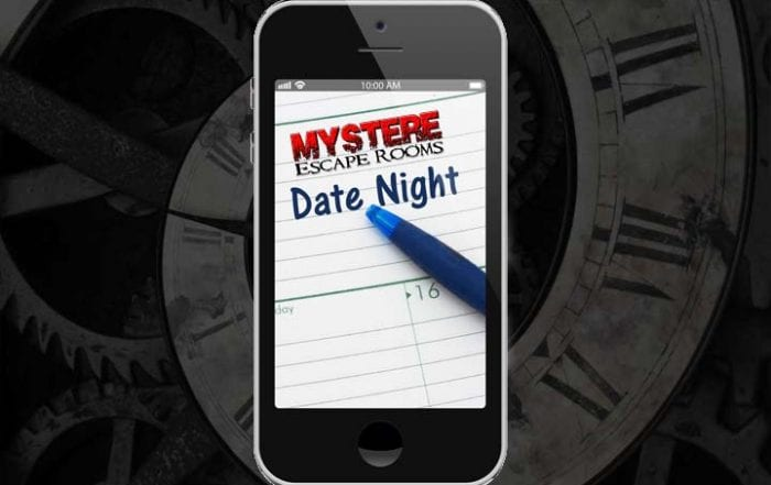 Date Night At Mystere Escape Rooms
