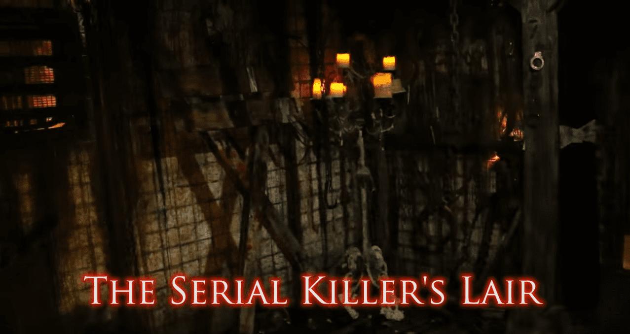 Mystere Escape Rooms Serial Killer s Lair