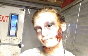 Zombie Make Up Tips