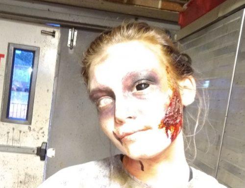 Zombie Makeup Tips